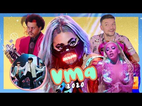 OS ALTOS E BAIXOS DO VMA 2020