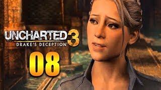 Ein Wiedersehen mit Elena! •️ Uncharted 3: Drake's Deception Remastered Part 8 [German/Deutsch]
