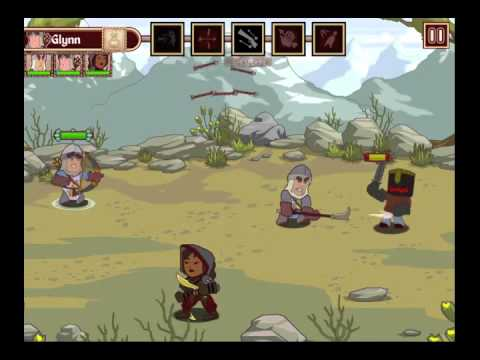 Video of Warheads: Battle [RPG]