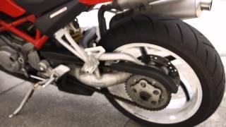 10. 2005 Ducati Monster S2R 800 Startup