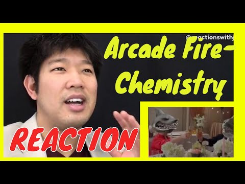 Arcade Fire - Chemistry (Official Video) – Reaction