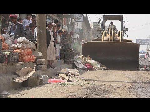Υεμένη: Προσπάθειες περιορισμού της χολέρας