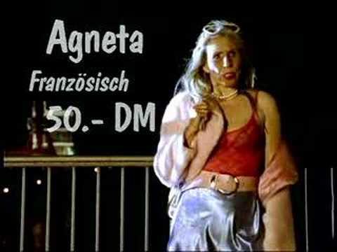 """Spec Commercial IKEA """"Agneta"""""""