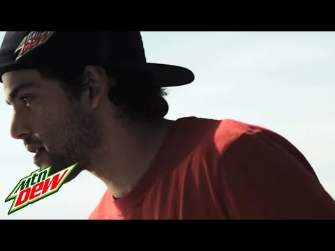 Video: P-Rod Mountain Dew Commercial – It's Different On My Mountain