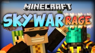 """Minecraft SKY WARS """"POOR KEYBOARD!"""" w/ Ghosteez and SimonHDS90"""