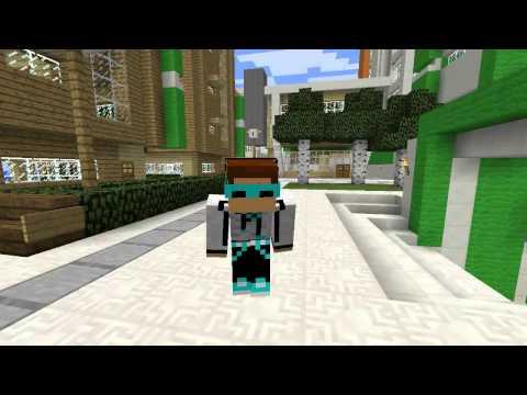 Если бы ЛОЛОЛОШКА решил захватить весь МИР   Minecraft Machinima  YFrosta SuperEvgexa