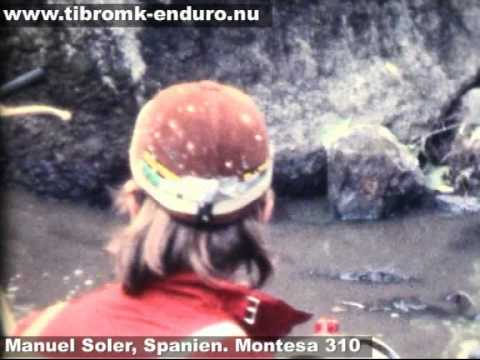 Enduro 1975 Trial-VM, Linköping 30 aug 1975. www.tibromk-enduro.nu