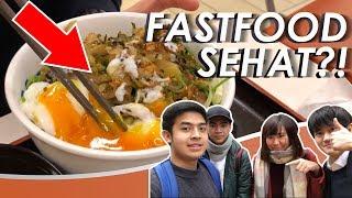 Video WOW! FASTFOOD SEHAT DI JEPANG! ENAK?! MP3, 3GP, MP4, WEBM, AVI, FLV Juli 2019