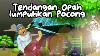 Video Beraksi dikampung upin ipin, Pocong dihajar Opah - bhs Jawa MP3, 3GP, MP4, WEBM, AVI, FLV Juli 2018