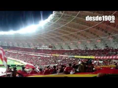 DiaDeInter - Internacional 1x0 Palmeiras - Brasileirão 2015 - Guarda Popular do Inter - Internacional