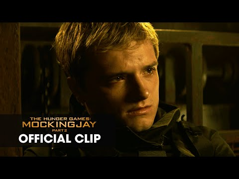 The Hunger Games: Mockingjay, Part 2 (Clip 'Real')