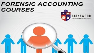 Level 4 Diploma in Forensic Accounting