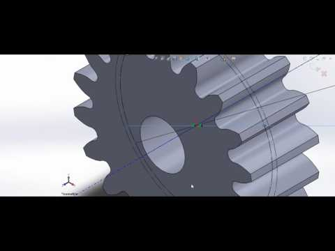 Solidworks 2017  Plugin GearTrax - Camnetics suit 2017  tutorial in kannada