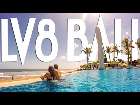 LV8 BALI // 5 STAR RESORT - TRAVEL VLOG 8