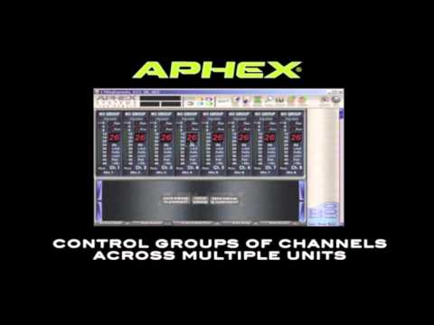 Aphex 188 Mic Pre Training Video