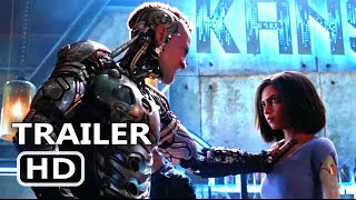Video ALITA BATTLE ANGEL Official Trailer (2018) James Cameron Sci Fi Movie HD MP3, 3GP, MP4, WEBM, AVI, FLV Desember 2017