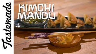 Kimchi Mandu l Seonkyoung Longest by Tastemade