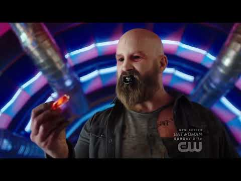 Barry DEFEATS Blood Troll EPIC FINALE the flash (S6E3) season 6 episode 3