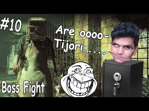 Abe is Tijori ko Boss Kisne Banaya - Boss Fight Evil Within Part #10