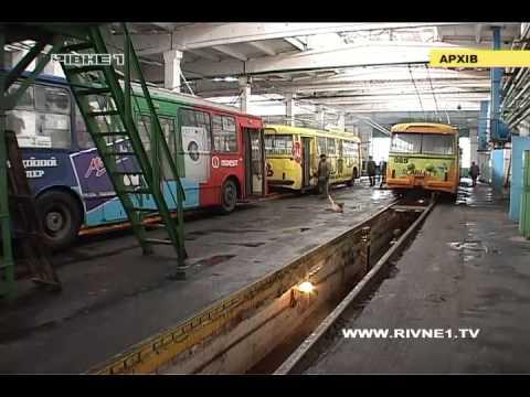 У Рівному має з'явитися новий тролейбусний маршрут [ВІДЕО]