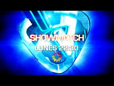 ¡Este lunes a las 22:30 la pista más famosa te espera en Showmatch! #Showmatch #Bailando2015