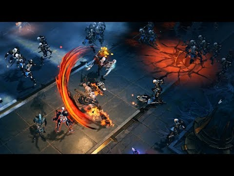 Diablo Immortal Gameplay