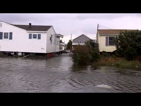 Balkster, Hurricane Sandy South Green st. Tuckerton nj