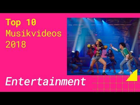 Die besten Musikvideos –2018