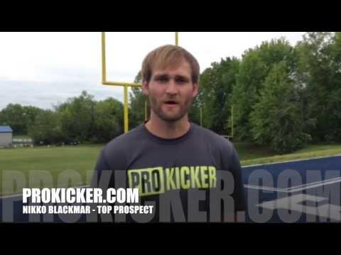 Nikko Blackmar, Ray Guy Prokicker.com Top Prospect