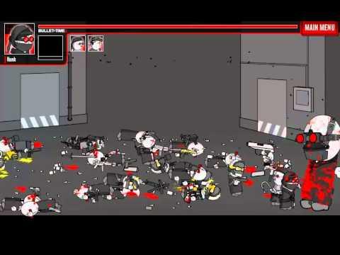 Madness Combat : Proyect Nexus -  Final Boss - NEXUS (Normal) - Hank