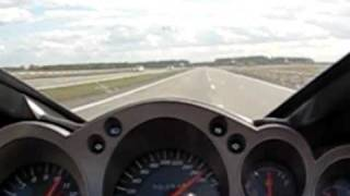 6. Top Speed ZZR 1200 280kph