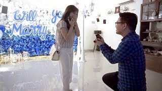 Video Wedding Proposal Video Ken & Grat MP3, 3GP, MP4, WEBM, AVI, FLV April 2019