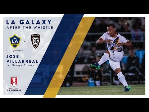 "Video: Villarreal on 3-1 win vs. Orange County: ""I'm happy for the team"" 