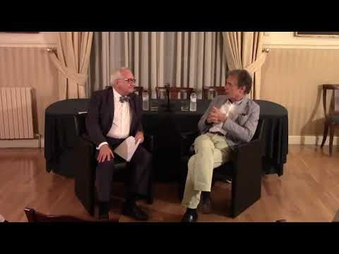 #DebatAmicsPaís amb Joan-Pere Viladecans. 'La meva defensa davant el mon sempre ha estat pintar'