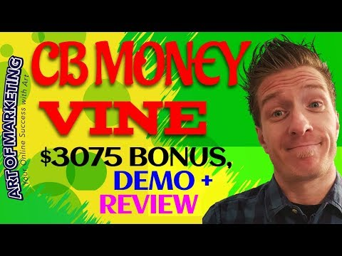 Wat is CB Money Vine Review?