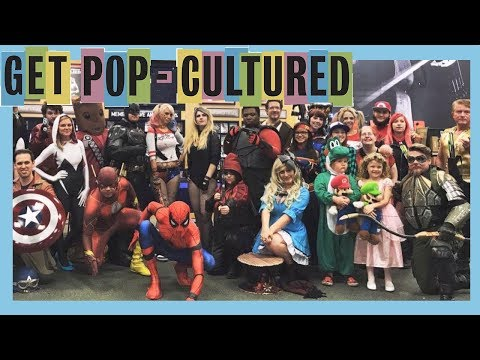 Get Pop Cultured - Cosplay Edition!
