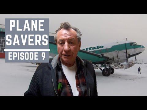 "Plane Savers E9 ""Buffalo Joe Talks D-Day"""