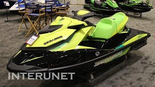 7. 2019 Sea Doo GTI SE 130 - 3-passenger watercraft