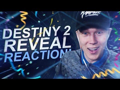 DESTINY 2: LIVE REVEAL REACTION | New Abilities, S