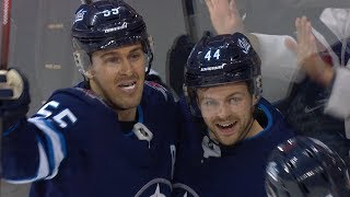 Josh Morrissey wires home wrist shot to give Jets OT win by NHL