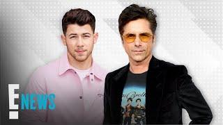 Nick Jonas & John Stamos' Surprising Bromance | E! News