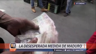 Sigue las noticias más importantes de Chile y el mundo en T13