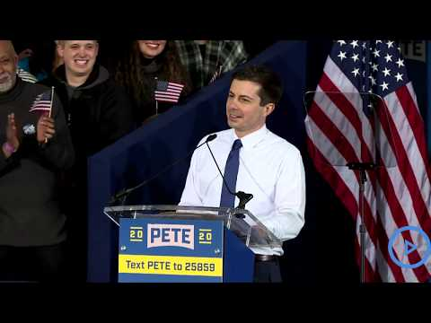 Pete Buttigieg, the gay, liberal mayor officially launches presidential bid