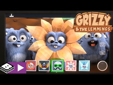 Grizzy and the Lemmings | Non Stop Lemmings | Boomerang Africa