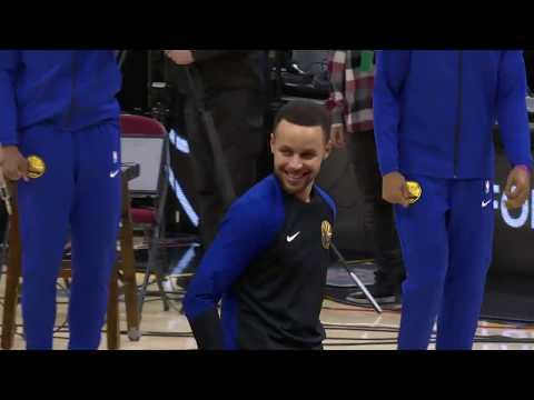 Golden State Warriors vs Clevland Cavaliers : December 5, 2018