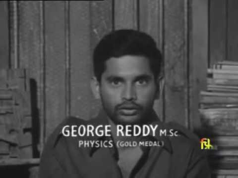 George Reddy Original speech 1971 with Subtitles