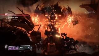 Destiny 2 Minuet-42 Legendary Hand Cannon Gameplay