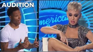 Video LEAK: NFL's Marvin Jones AUDITION For American Idol Gives Katy Perry Leg Goosebumps! | American Idol MP3, 3GP, MP4, WEBM, AVI, FLV Maret 2018