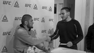 Video UFC 223: Ferguson vs Khabib - The fans talk about the spirit of Nurmagomedov MP3, 3GP, MP4, WEBM, AVI, FLV Oktober 2018