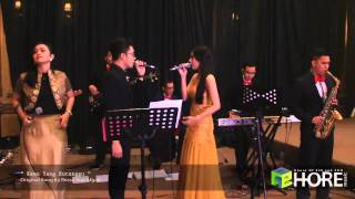 Video Hore music entertainment surabaya - kamu yang kutunggu cover - band wedding surabaya MP3, 3GP, MP4, WEBM, AVI, FLV Februari 2019